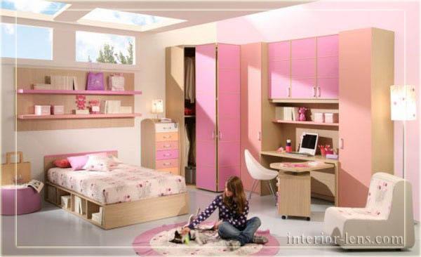Интерьеров для девочек