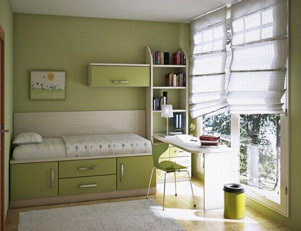 Детская модульная мебель - это не просто возможность создать интерьер детской комнаты, выдержанный в едином стиле