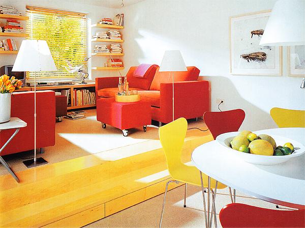 Несколько советов по созданию уютного интерьера однокомнатной квартиры